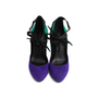 Authentic Second Hand Vionnet Colour Block Ankle Strap Pumps (PSS-805-00009) - Thumbnail 0