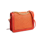 Authentic Second Hand Stella McCartney Falabella Woven Shoulder Bag (PSS-805-00016) - Thumbnail 1