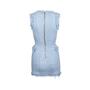Authentic Second Hand Balmain Frayed Tweed Mini Dress (PSS-795-00001) - Thumbnail 1