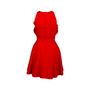 Authentic Second Hand Giambattista Valli Ruffle Knit Jersey Dress (PSS-795-00012) - Thumbnail 1