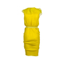 Authentic Second Hand Moschino Ruffled Organza Dress (PSS-795-00025) - Thumbnail 1