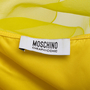 Authentic Second Hand Moschino Ruffled Organza Dress (PSS-795-00025) - Thumbnail 3