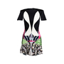 Authentic Second Hand Peter Pilotto Boatneck Printed Dress (PSS-795-00050) - Thumbnail 0