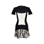 Authentic Second Hand Peter Pilotto Boatneck Printed Dress (PSS-795-00050) - Thumbnail 1