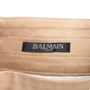 Authentic Second Hand Balmain Lace-Up Mini Skirt (PSS-795-00002) - Thumbnail 3
