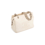Authentic Vintage Chanel Petite Timeless Shopping Tote (PSS-797-00001) - Thumbnail 1