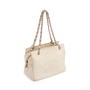 Authentic Vintage Chanel Petite Timeless Shopping Tote (PSS-797-00001) - Thumbnail 4