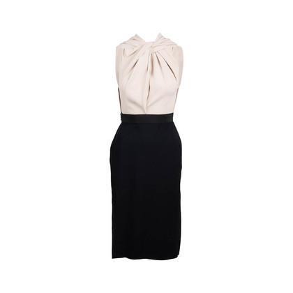 Authentic Second Hand Lanvin Twist Front Dress (PSS-770-00037)
