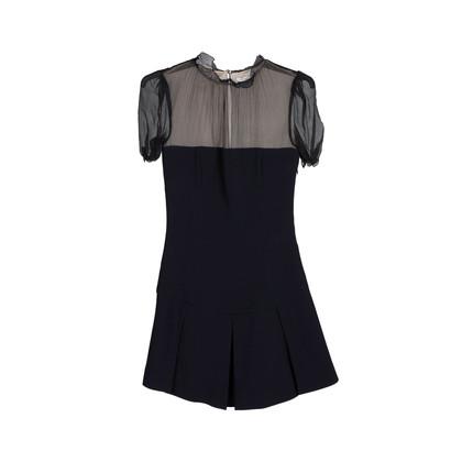 Authentic Second Hand Miu Miu Babydoll Dress (PSS-795-00057)