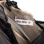 Authentic Second Hand Miu Miu Babydoll Dress (PSS-795-00057) - Thumbnail 2