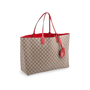 Authentic Second Hand Gucci Supreme Reversible Tote Bag (PSS-332-00046) - Thumbnail 1
