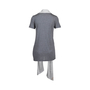 Authentic Second Hand Haute Hippie Tunic T-Shirt with Shawl (PSS-369-00083) - Thumbnail 1