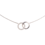 Authentic Second Hand Tiffany & Co Double Interlocking Circles Pendant (PSS-801-00003) - Thumbnail 0