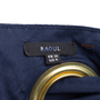 Authentic Second Hand Raoul Eyelet Paperbag Shorts (PSS-449-00024) - Thumbnail 2