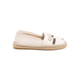 Authentic Second Hand Gucci Logo Canvas Espadrilles (PSS-824-00013) - Thumbnail 2