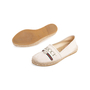 Authentic Second Hand Gucci Logo Canvas Espadrilles (PSS-824-00013) - Thumbnail 4