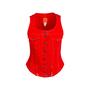 Authentic Second Hand Bazar De Christian Lacroix Denim Vest (PSS-304-00061) - Thumbnail 0