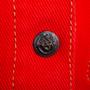 Authentic Second Hand Bazar De Christian Lacroix Denim Vest (PSS-304-00061) - Thumbnail 2