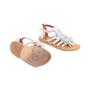 Authentic Second Hand K. Jacques Corsaire Fringe Sandals (PSS-097-00326) - Thumbnail 5