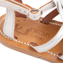 Authentic Second Hand K. Jacques Corsaire Fringe Sandals (PSS-097-00326) - Thumbnail 6