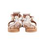 Authentic Second Hand K. Jacques Corsaire Fringe Sandals (PSS-097-00326) - Thumbnail 3