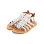 Authentic Second Hand K. Jacques Corsaire Fringe Sandals (PSS-097-00326) - Thumbnail 2