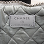 Authentic Second Hand Chanel Large Quilted Patchwork Pouch (PSS-097-00297) - Thumbnail 4