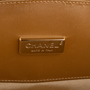 Authentic Second Hand Chanel Geometric Structured Clutch (PSS-097-00298) - Thumbnail 6