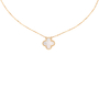 Authentic Second Hand Van Cleef and Arpels Vintage Alhambra Pendant (PSS-059-00064) - Thumbnail 0
