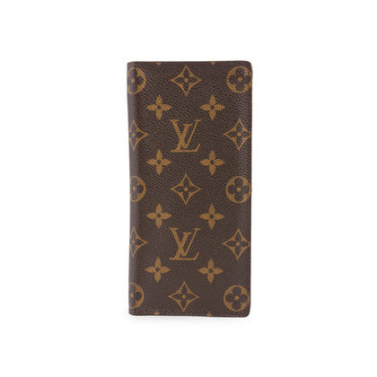Authentic Second Hand Louis Vuitton Brazza Long Wallet (PSS-017-00020)