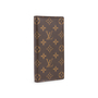 Authentic Second Hand Louis Vuitton Brazza Long Wallet (PSS-017-00020) - Thumbnail 1
