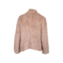 Authentic Second Hand Nicholas Knitted Rabbit Fur Jacket (PSS-065-00008) - Thumbnail 1