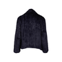 Authentic Second Hand Nicholas Knitted Rabbit Fur Jacket (PSS-065-00009) - Thumbnail 1