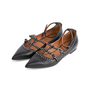 Authentic Second Hand Givenchy Studded Ballet Flats (PSS-065-00015) - Thumbnail 1