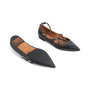 Authentic Second Hand Givenchy Studded Ballet Flats (PSS-065-00015) - Thumbnail 5