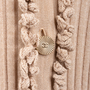 Authentic Second Hand Chanel Ruffled Button Down Dress (PSS-097-00483) - Thumbnail 2