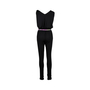 Authentic Second Hand Leonard Asymmetrical Belted Jumpsuit (PSS-097-00493) - Thumbnail 1