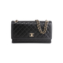Authentic Second Hand Chanel Quilted Accordion Flap Bag (PSS-831-00003) - Thumbnail 0