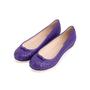 Authentic Second Hand Bottega Veneta Intrecciato Flats (PSS-837-00001) - Thumbnail 1