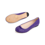 Authentic Second Hand Bottega Veneta Intrecciato Flats (PSS-837-00001) - Thumbnail 4