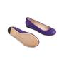 Authentic Second Hand Bottega Veneta Intrecciato Flats (PSS-837-00001) - Thumbnail 5
