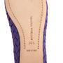 Authentic Second Hand Bottega Veneta Intrecciato Flats (PSS-837-00001) - Thumbnail 6