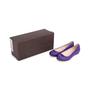 Authentic Second Hand Bottega Veneta Intrecciato Flats (PSS-837-00001) - Thumbnail 7