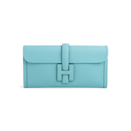 Authentic Second Hand Hermès Bleu Atoll Jige Elan 29 (PSS-836-00004)