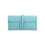 Authentic Second Hand Hermès Bleu Atoll Jige Elan 29 (PSS-836-00004) - Thumbnail 0