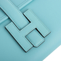 Authentic Second Hand Hermès Bleu Atoll Jige Elan 29 (PSS-836-00004) - Thumbnail 4