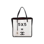 Authentic Second Hand Chanel 5x5 Demonstrate Tote Bag (PSS-836-00012) - Thumbnail 0