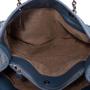 Authentic Second Hand Bottega Veneta Double Chain Intrecciato Tote (PSS-056-00035) - Thumbnail 6