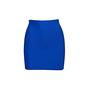 Authentic Second Hand Herve L. Leroux Bandage Textured Mini Skirt  (PSS-313-00029) - Thumbnail 0