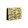 Authentic Second Hand Prada Banana Saffiano Passport Cover (PSS-145-00345) - Thumbnail 1